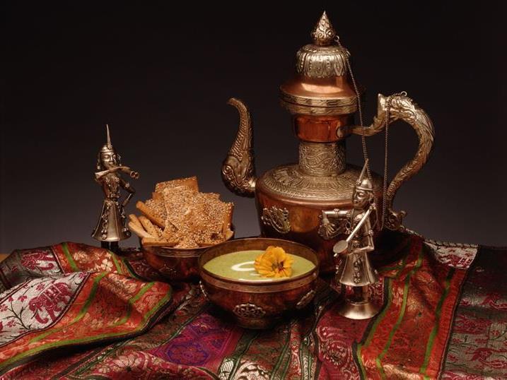 Чайные напитки Индии