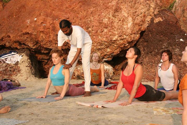 Дыхательная йога для похудения