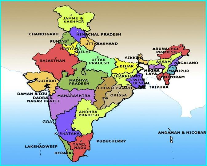 formation of new states in india View essay - formation of new states_telangana - koushik from hss es 102 at iit kanpur formation of new states telangana india is described as an indestructible union of destructible states ie,.