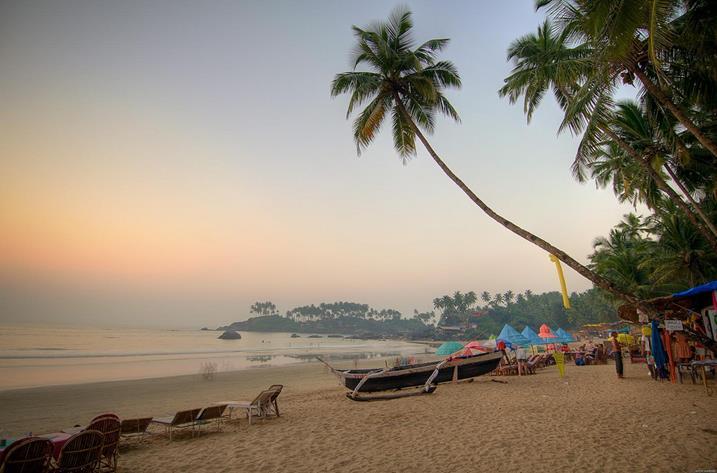 температура воздуха по месяцам в Гоа