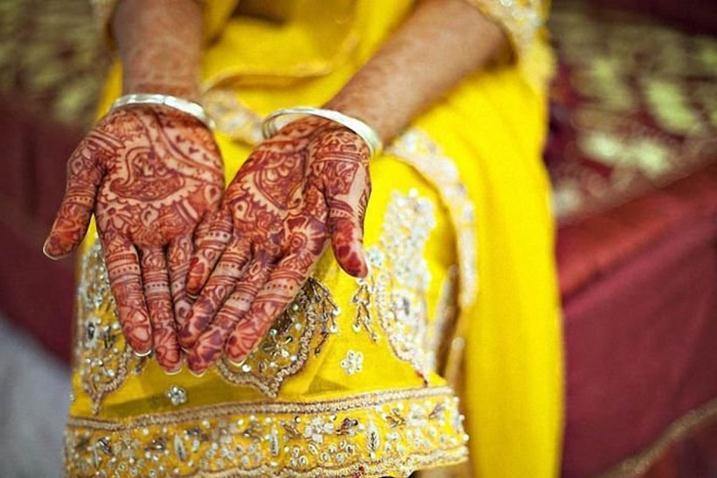 Обычаи и традиции Индии фото