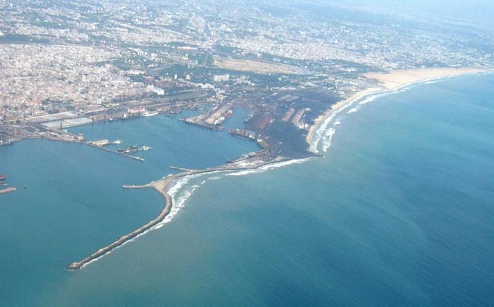 Порты Индии фото