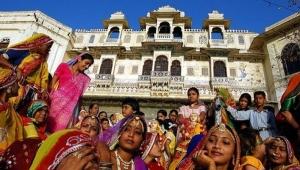 Население Индии фото