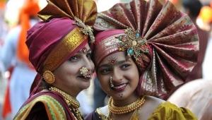 Новый Год в Индии фото